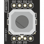 Preview: LED-BASIC-PICO Encoder/Drehimpulsgeber-Modul