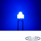 Mobile Preview: LED 1,8mm blau diffus
