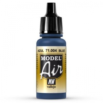 Airbrushfarbe Vallejo Model Air 71004 Blue 17ml