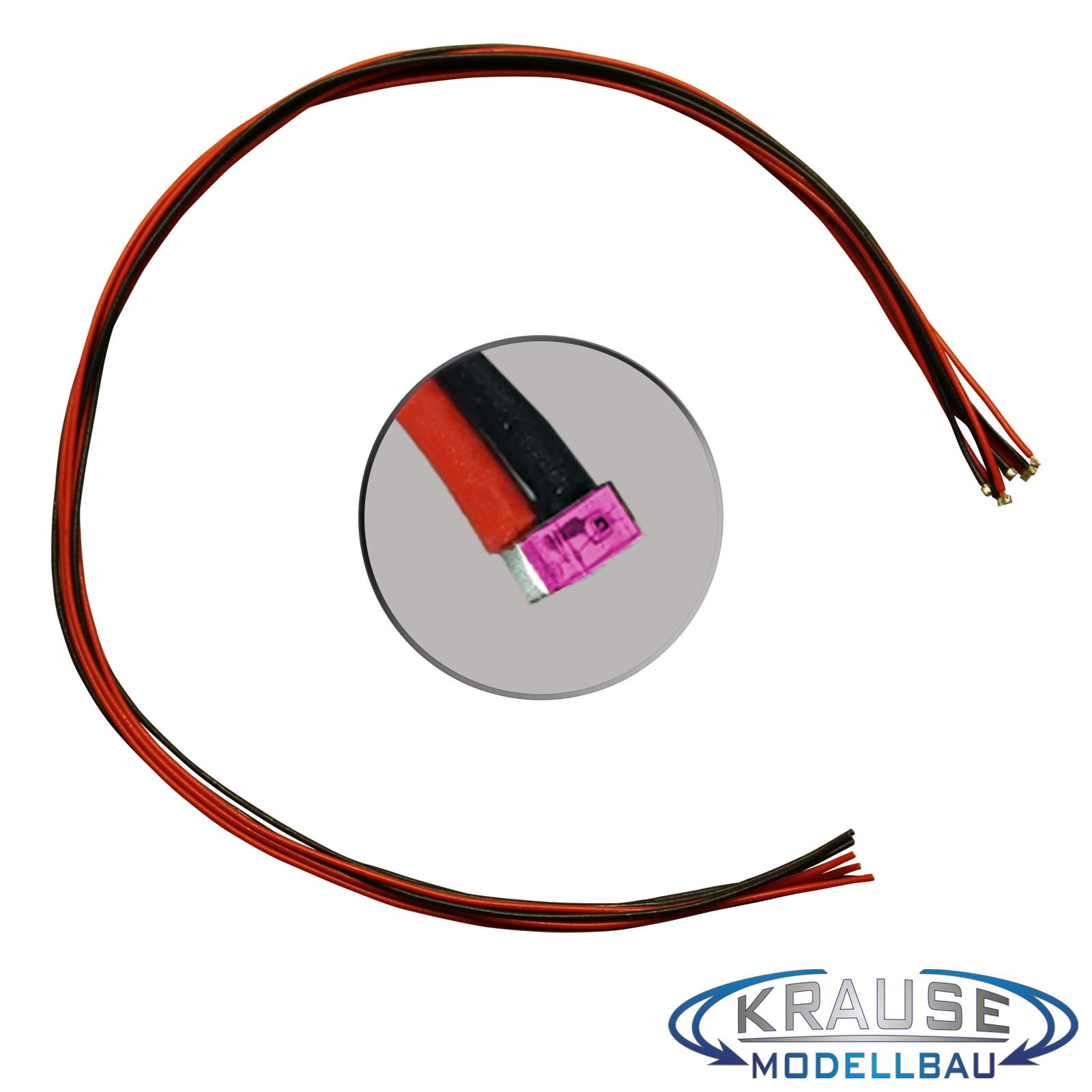 Krause Modellbau Shop - SMD-LED Typ 0603 pink, diffuses Gehäuse mit ...