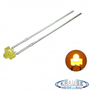 LED 1,8mm gelb diffus