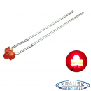 LED 1,8mm rot diffus