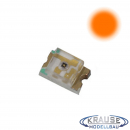 SMD-LED Typ 0805 orange, klares Gehäuse Serie 2